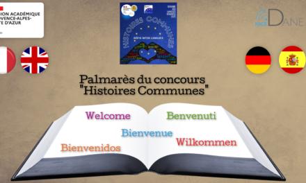 PALMARÈS DÉFI INTER-LANGUES